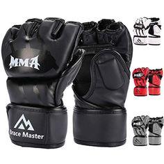 MMA Muay Thai Training new ZOOBOO Leder Boxen Sparring Boxsack