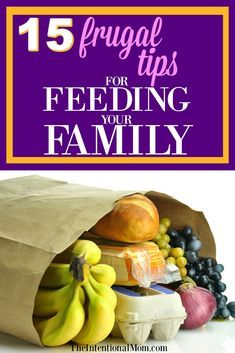 The price of groceries has skyrocketed, but feeding a family doesn't have to cost a fortune. Read tips from a mom of 8 that will stretch your grocery dollar