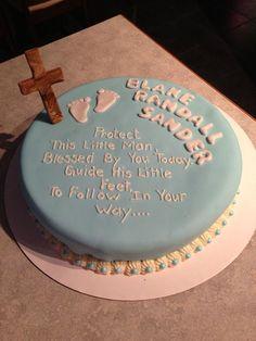 Image result for baptism cake wording
