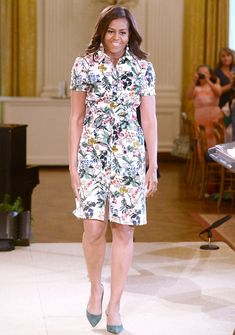 First lady Michelle Obama hosts annual Kids State Dinner - DC