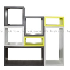 Cubes white,charcoal and yellow open cubes price range from