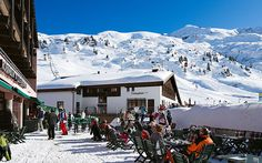 The best Lech restaurants and bars, including good cheaper alternatives and   options on the mountain