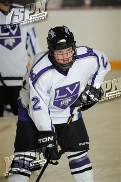 My little brother from his hockey games in Denver! Love you Bub! Go Las Vegas Storm!