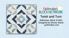 Twist and Turn - Learn how to create different blocks by rearranging parts of the block.