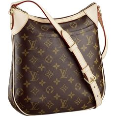 Louis Vuitton Monogram Canvas Odeon PM Brown M56390