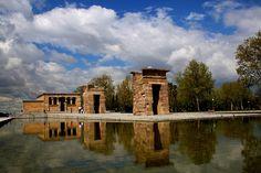 Templo de Debod - Madrid, Spain