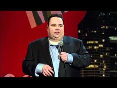 "John Pinette: Still Hungry ""Vegans"" Clip. He is my favorite comedian of all time!! :D"