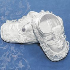 Girl Christening Baptism Shoes  CLOSEOUT CLEARANCE SALE!  #Corrine #Shoes