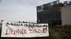 Biblioteca Okupada Autogestionada de Rivas-Vaciamadrid .@laboacs  #bibliotecas #Rivas  http://www.laboa.tk/