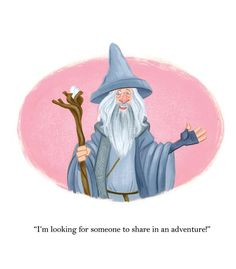 Have you ever wondered what The Hobbit would look like if it were one of those Little Golden Books? Illustrator Rosemary Travale has. Hit the jump for a pair of Hobbit Book, Hobbit Films, Hobbit Art, Tolkien Books, Jrr Tolkien, Cute Stories, Children's Picture Books, Little Golden Books, Fantasy Artwork