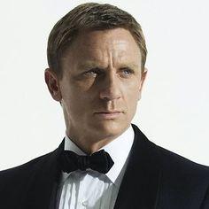Daniel Craig's James Bond.