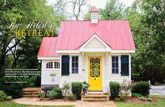 400 sq ft cottage.