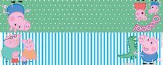 George Pig – Kit festa infantil grátis para imprimir – Inspire sua Festa ® Peppa Pig Printables, Peppa Pig Teddy, George Pig, Digital, Party, Kids, Parties Kids, Party Kit, Free Printable