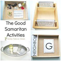 The Good Samaritan Activities