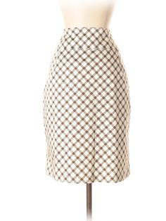 beb6924e20830d An Original Penguin by Munsingwear Casual Skirt  Size 6.00 Ivory Women s  Bottoms - New With