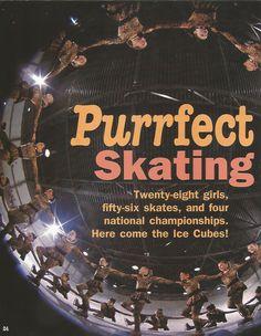"American Girl Magazine - January 1993/February 1993 Issue - Page 25 (Part 1 of the American Girl Magazine Article ""Purrfect Skating"")"