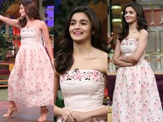 Alia Bhatt promotes Dear Zindagi On The Sets Of Kapil Sharma Show:
