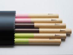 【新品/送料無料】【hmm】ChocoBonチョコスティック/チョコレート棒スタイル鉛筆セット/12本入り1,200円 (税込) 送料込