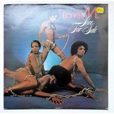 Boney M. - Love For Sale (LP, Album) 1977