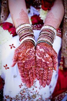 Hindu Indian American wedding
