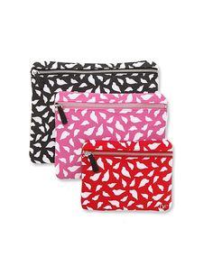 Diane von Furstenberg Cosmetics Bag Set