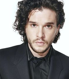 Kit Harington by Dean Chalkley for The Observer - 2015