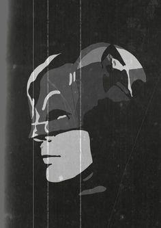 Adam West as Batman by tomcert on Etsy