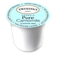 Twinings Camomile Tea Keurig K-Cups For Sale at CapeJava.coms
