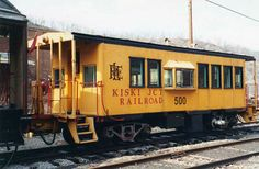 train caboose | McKees Rocks-built former Pittsburgh & Lake Erie Railroad caboose No ...