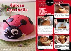 Gâteau Coccinelle pour le magazine O Délices.com #6 - Du bruit dans la MAP