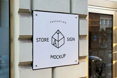 This is a photo-realistic store sign mockup for a distinctive display for your logo appearance. Simply repleace your own logo inside the PSD file and you're good to go in just few seconds!- Photo realistic- Fully layered PSD (minimum CS5)- 3000×2000 pixels size- Real background- Help file includedPl