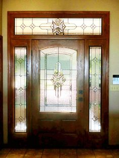 scottish stained glass doors | Stained Glass Entryways