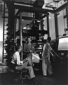 Walt & the Multiplane<br/>Camera
