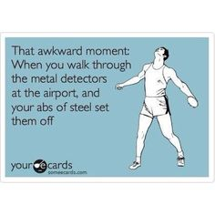 lol! #fitnessjunkieproblems
