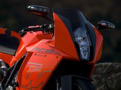 "Racing Cafè: KTM RC8 ""Ultimate"" by Steve Motorcycle Supply"