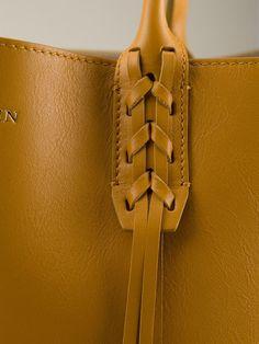 Lanvin Shopper Tote - Anita Hass - Farfetch.com