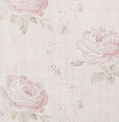 Georgian Roses by Peony and Sage Fabrics master bedroom curtains