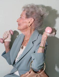 Sinais de envelhecimento - Você pode ser uma velhinha, independente da idade