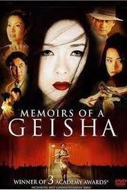 Resultado de imagen para memorias de una geisha