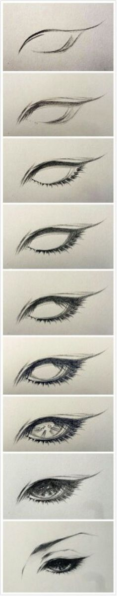 New Drawing Dragon Eyes Character Design Ideas Eye Drawing Tutorials, Drawing Techniques, Art Tutorials, Anatomy Drawing, Manga Drawing, Art Sketches, Art Drawings, Facial Expressions Drawing, Human Art