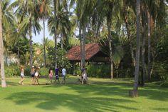Welcome Sala walkway at Evason Hua Hin, Thailand. http://www.sixsenses.com/evason-resorts/hua-hin/destination