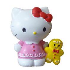 Hello Kitty with Gingerbread Man Christmas Tree Ornament 10   eBay