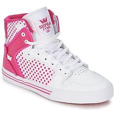 Vaider White / Pink