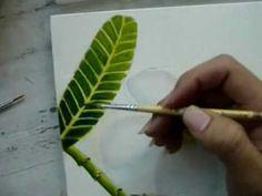 ▶ Paint Plumeria Part 2 - YouTube