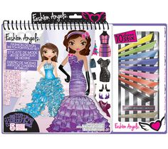Fashion Design Portfolio Artist Set by Fashion Angels - $12.95
