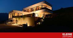 Im neuen Haus von Veronika Seebacher und Ernst Trummer in Gröbming ist die Sonne Taktgeber für Energiegewinnung und entspanntes Lebensgefühl.