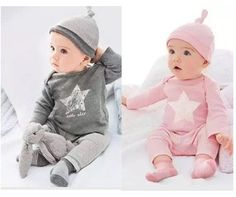 Lucky Star 3pcs (Hat + T-shirt, pants) set