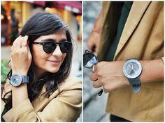 #iconjane 'in sonbahar stilinde Atop'un gri rengi: Bugün Ne Giydim - Saatlerimizi Ayarlayalım