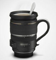 taza de fotógrafo