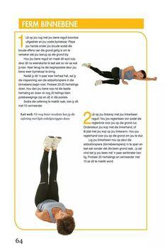 Ferm Binnebene Fitness Workout For Women, Yoga Fitness, Health Fitness, Detox Diet Drinks, Yoga Poses, Diets, Fit Women, Exercises, Healthy Living